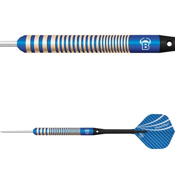 bulls – Bull´s metis blå dartpile 23 gram fra dartshop