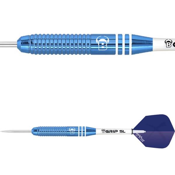 Bull´s Wega blå dartpile 20 gram