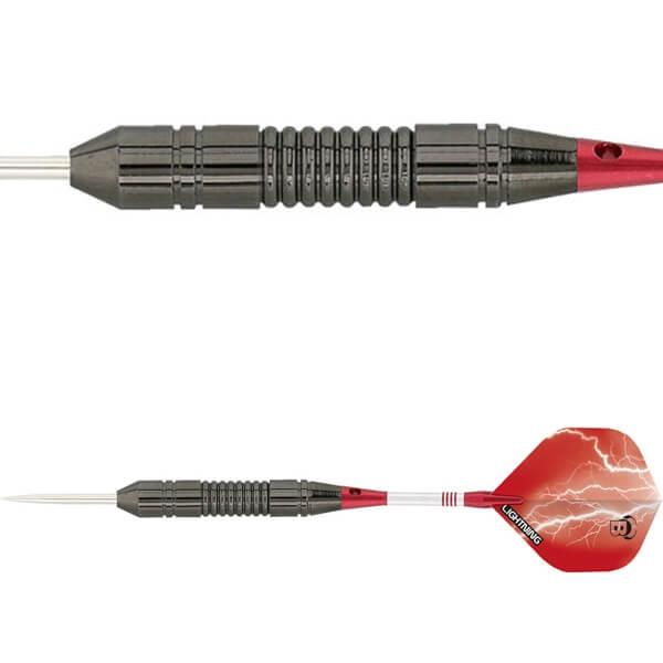 bull's Bull´s aero v.2 dartpile 22 gram fra dartshop