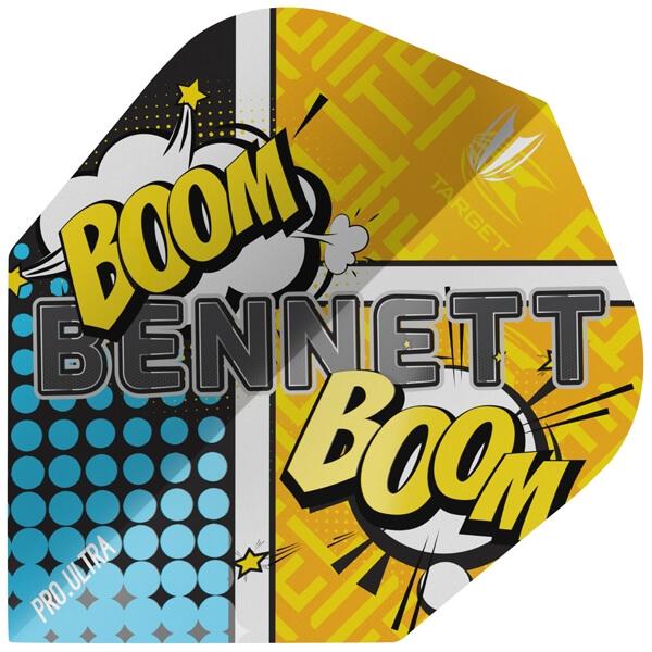 target – Leighton bennett pro ultra no. 6 på dartshop