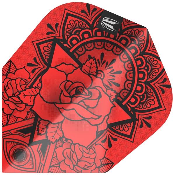 target Ink pro ultra rød no. 6 fra dartshop