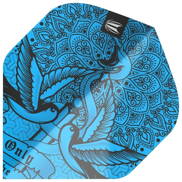Ink pro ultra blå standard fra target på dartshop