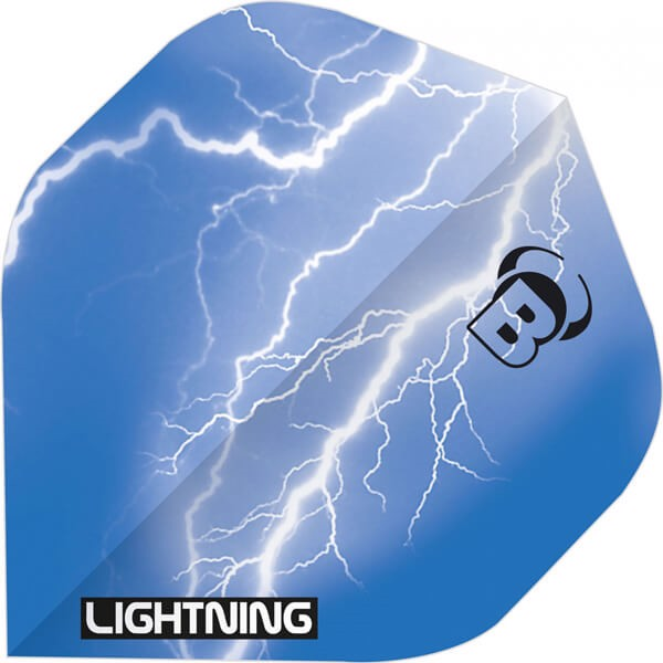 Image of   Lightning Flights - Blå