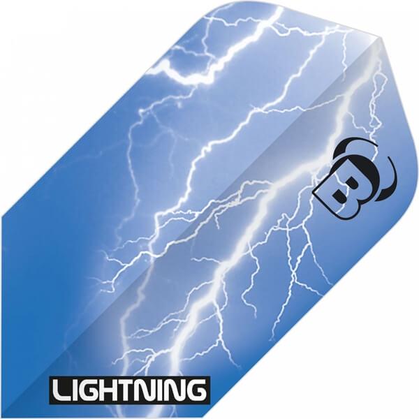 Image of   Lightning Flights - Blå Smal