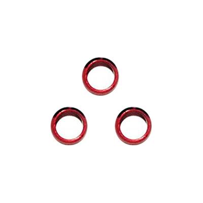 bull's Bull´s shaft alu rings (rød) fra dartshop