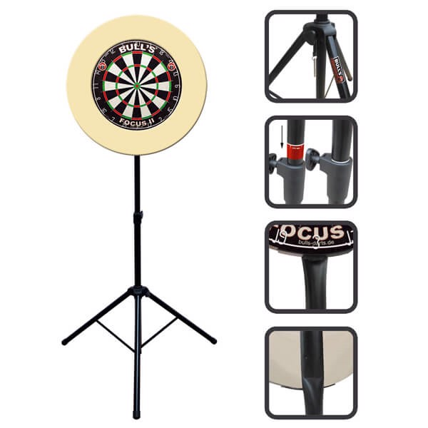 Image of   Bulls Mobile Dartstand