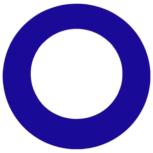 Billede af Beskyttelsesring (blå)