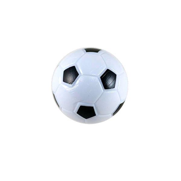 Bordfodbold-bold hvid/sort fra bex sport på dartshop