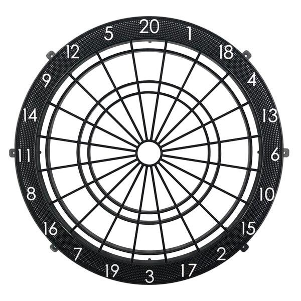 gran darts – Spider med nummerring (sort - til granboard 3s) på dartshop