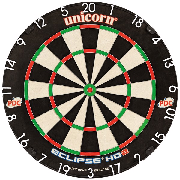 unicorn Unicorn eclipse hd-2 pro edition dartskive fra dartshop