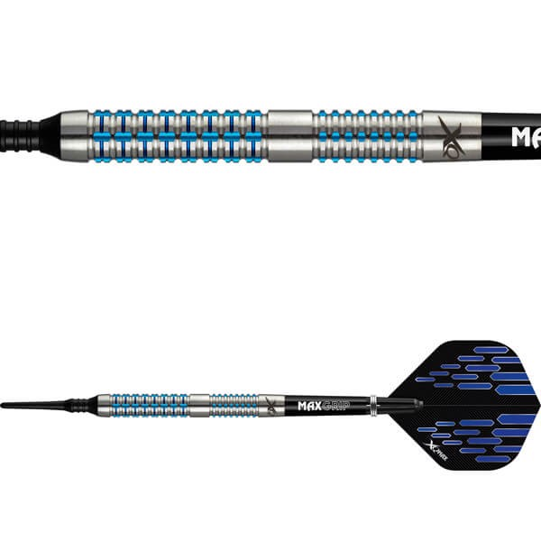 xq max – Xqmax contour m1 soft tip 95% 20 gram fra dartshop
