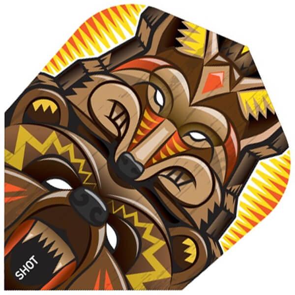 shot – Totem animals no. 6 flights på dartshop