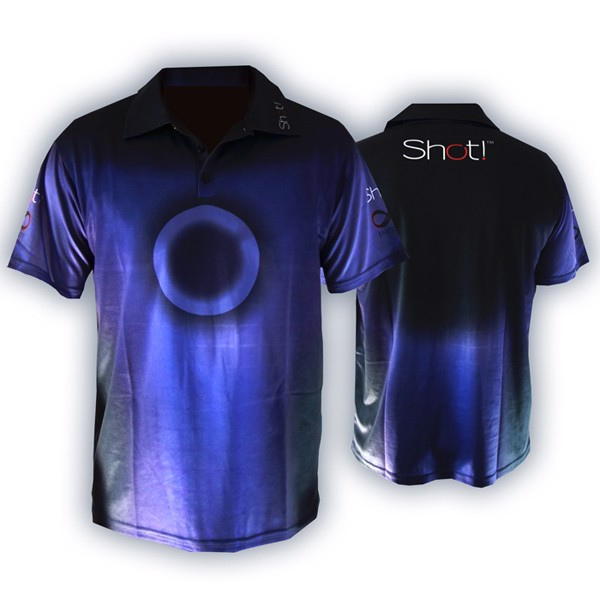Image of   Shot! Infinity Shirt