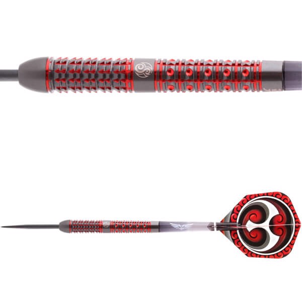 Shot ronin yu v.1 dartpile 95% 25 gram fra shot fra dartshop