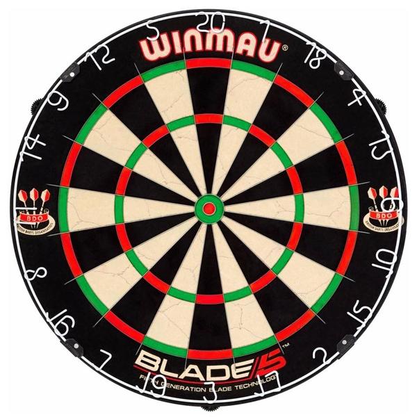 Winmau Blade 5 Dartskive