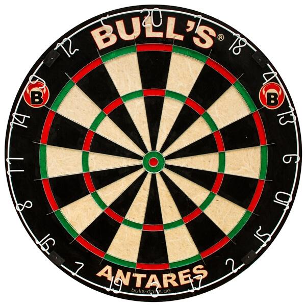 bull's – Bull´s antares bristle dartskive fra dartshop