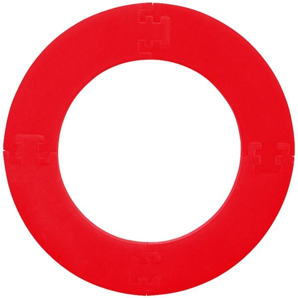 Image of   Beskyttelsesring - Quarterback (rød)