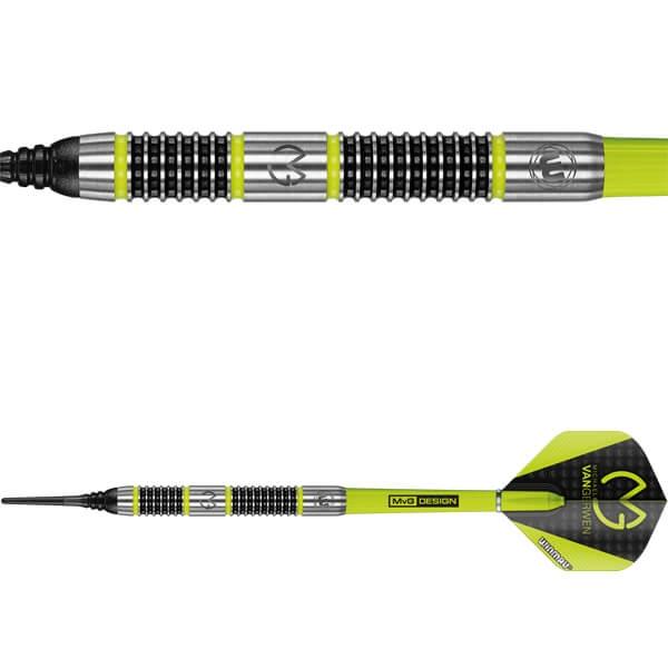 Mvg aspire 80% 20 gram - soft tip fra winmau fra dartshop