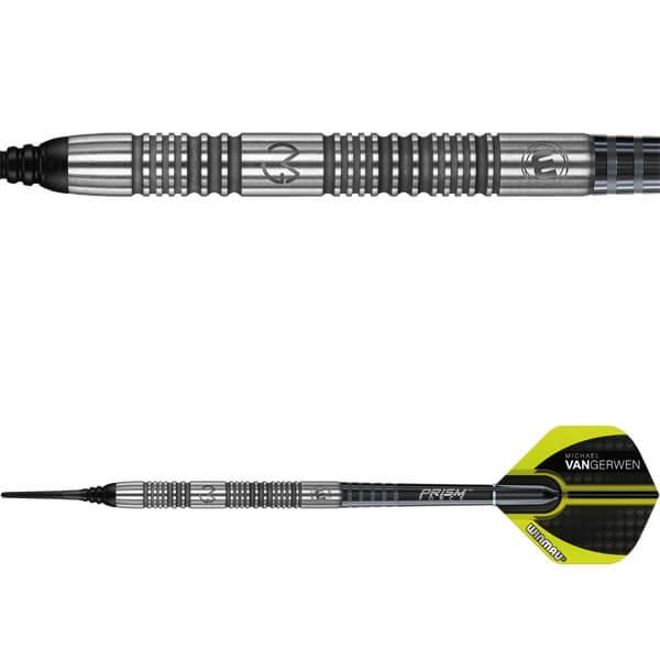 winmau – Mvg authentic 85% 20 gram - soft tip fra dartshop