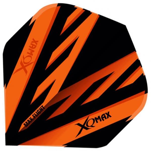xq max Xqmax flights orange på dartshop