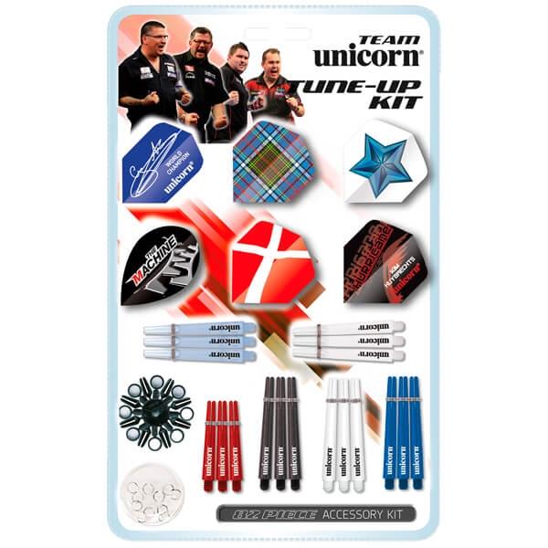 unicorn Team unicorn - tilbehørskit på dartshop